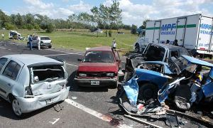 Accidente de tráfico 2