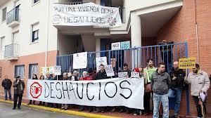 La suspensión inmediata del desahucio frente a las ejecuciones hipotecarias