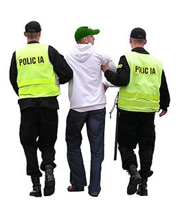 Los Derechos del detenido