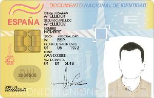 La identificación policial